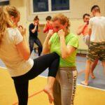 thai kickboxing dla kobiet szczecin